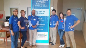 Children's Hospital Los Angeles staff
